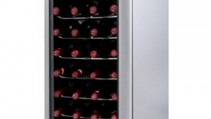 AKDY AZ31EC Electronic Wine Cooler Adjustable Control-32 Bottle