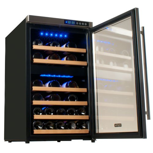 Edgestar CWF340DZ Dual Zone Wine Cooler