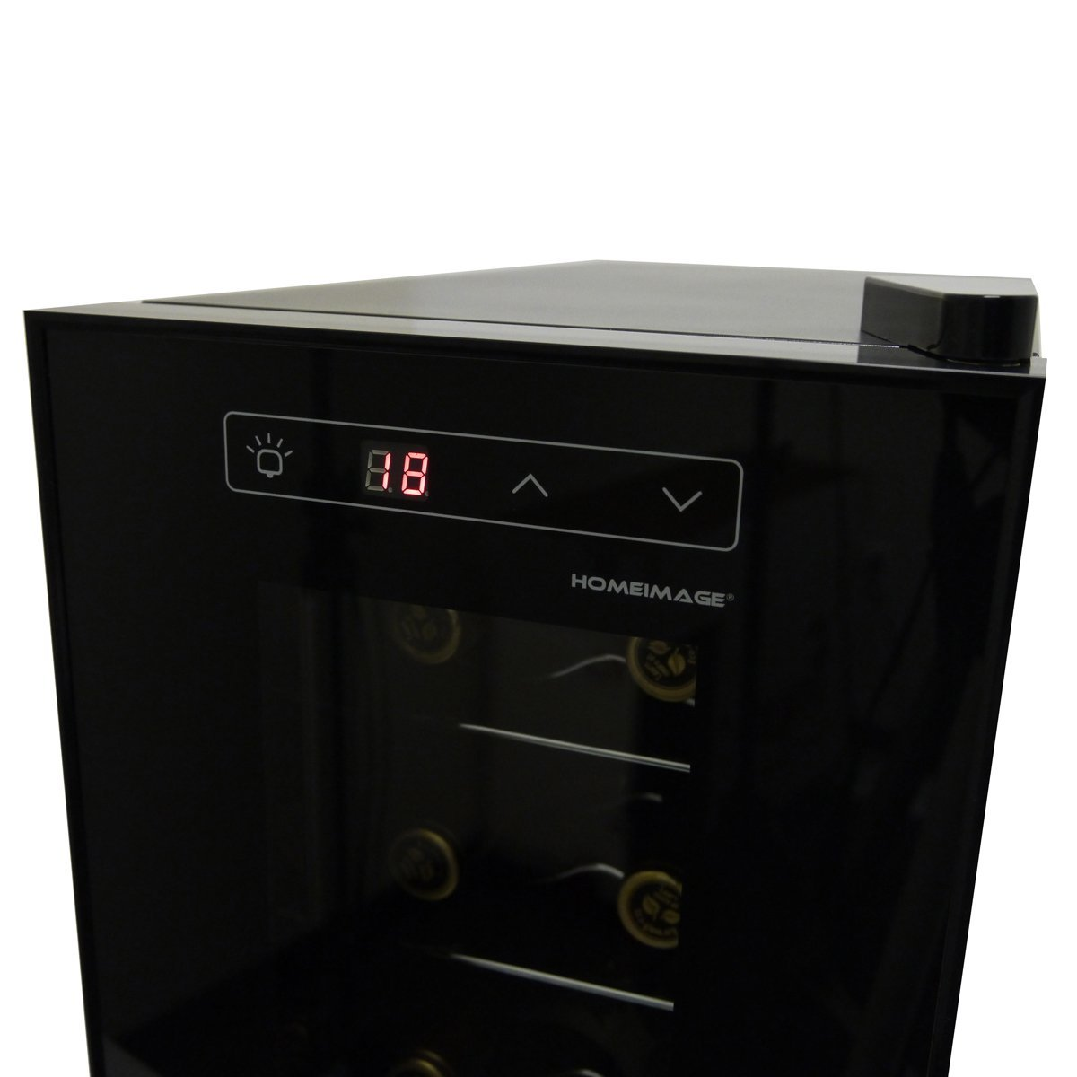 HOMEIMAGE HI-8C  Thermal Electric Wine Cooler-8 Bottle