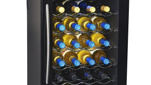 NewAir AW-280E Dual Zone Thermoelectric Wine Cooler-28 Bottle