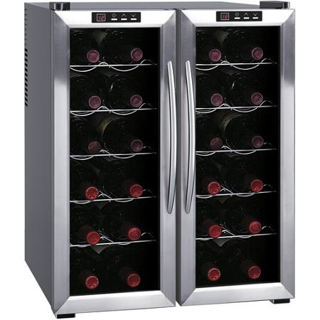 SPT WC-2461H Dual-Zone Thermoelectric Wine Cooler