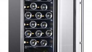 SPT WC-3302US Under-Counter Wine Cooler-33-Bottle