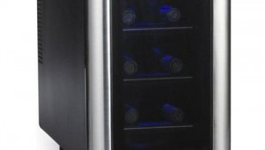 Wine Enthusiast Touchscreen Wine Cooler-6 Bottle