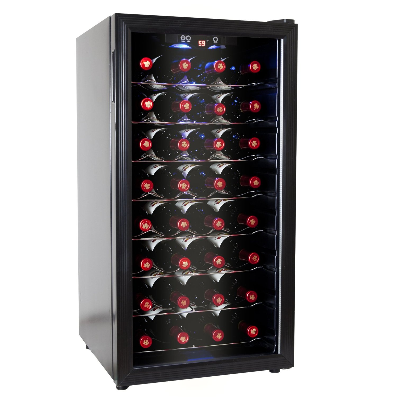 BTL-AZ-ea45ec-75 Electric Single Zone Wine Cooler-32 Bottle