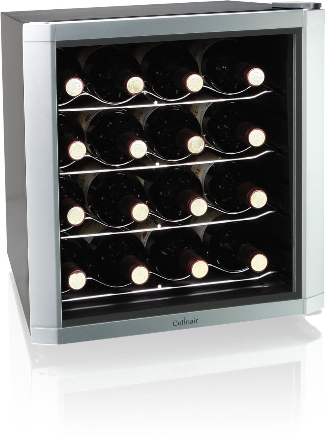 Culinair AW162S Thermoelectric 16 Bottle Wine Cooler ...