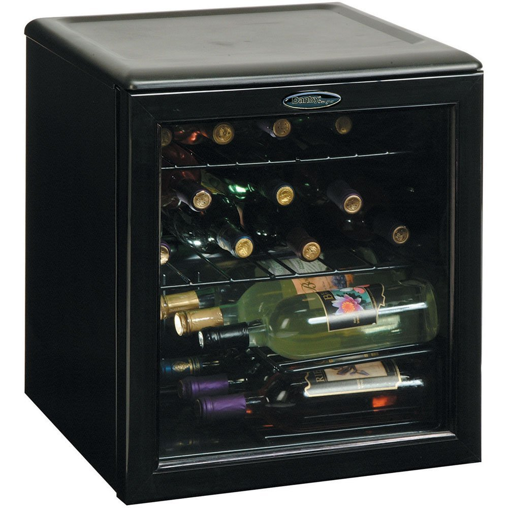 Danby DWC172BL 17-Bottle Counter-Top Wine Cooler
