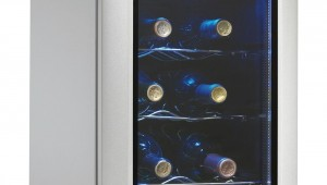 danby dwc620plsc 6 bottle countertop wine cooler