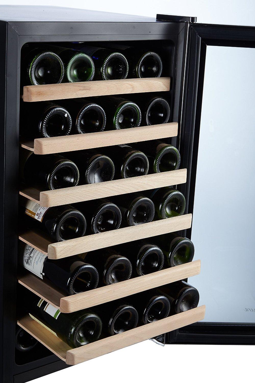 Kalamera KR-28ASS Stainless Steel Wine Cooler