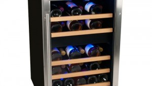 best dual zone cooler is Edgestar CWF340DZ Dual Zone Wine Cooler-34 bottle