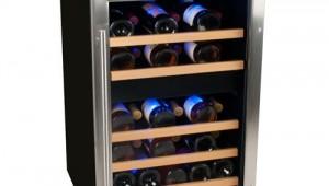 best dual zone cooler is Edgestar CWF340DZ Dual Zone Wine Cooler-34 bottle
