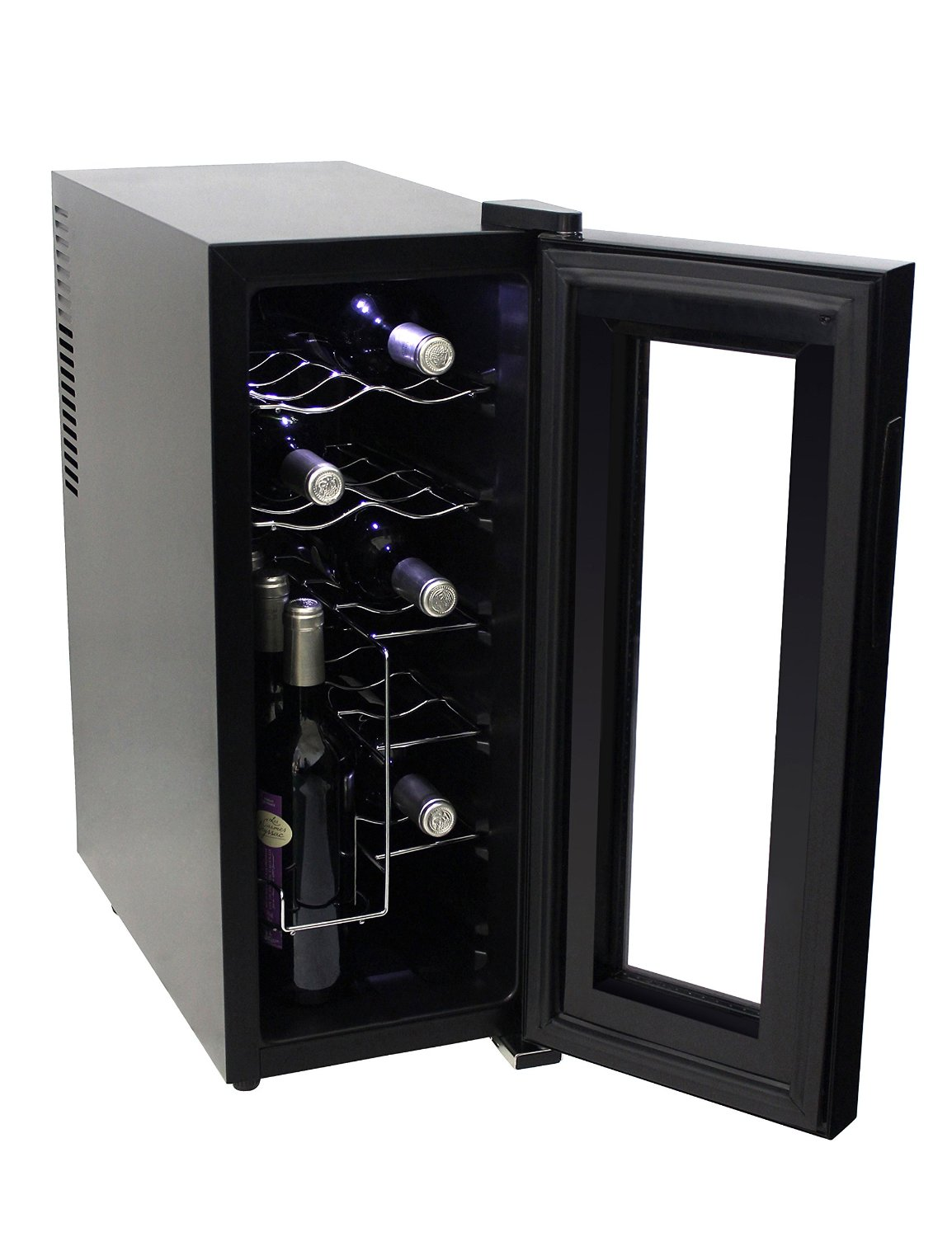 Homeimage Hi 12c Thermo Electric Wine Cooler 12