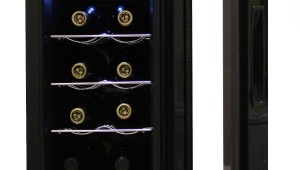 HOMEIMAGE HI-8C Thermal Electric Wine Cooler - 8 Bottle
