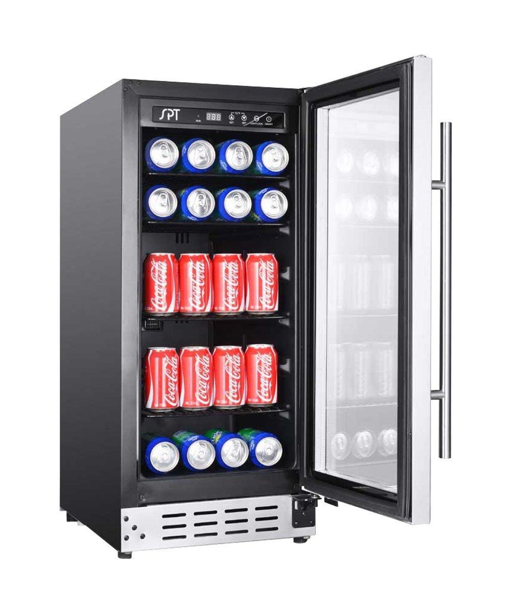 Spt Bc 92us Beverage Cooler Commercial Grade 92 Canwine
