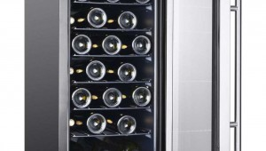 SPT WC-3302US Under-Counter Wine Cooler-33-Bottle