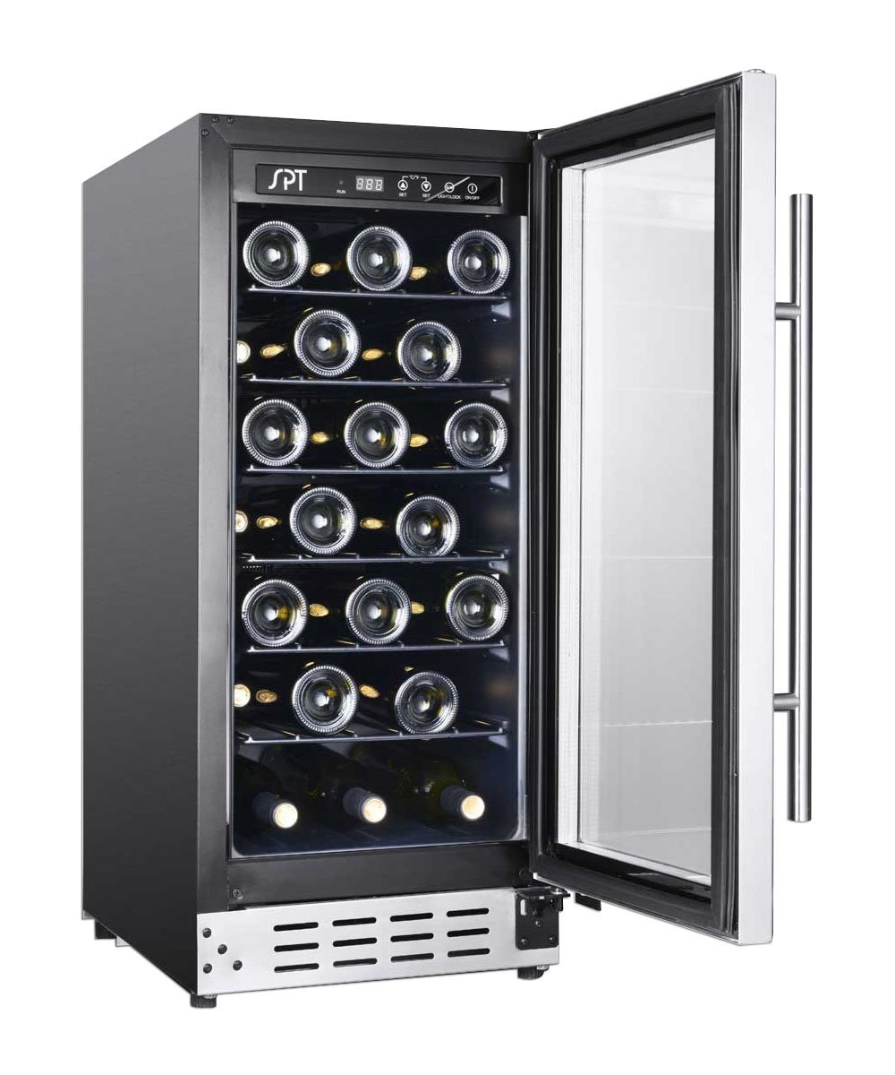 Spt Wc 3302us Under Counter Wine Cooler 33 Bottlewine