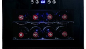 AKDY 8 Bottle Thermoelectric Counter Wine Cooler